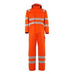 Mascot Safe Arctic Tombos Winter Boilersuit - Hi-vis Orange
