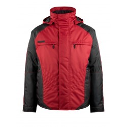 Mascot Unique 12035 Winter Jacket Red Black