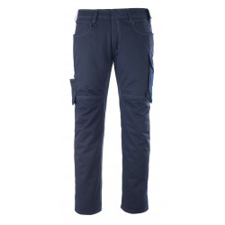 Mascot Unique 12079 Trousers With Thigh Pockets Dark Navy Royal