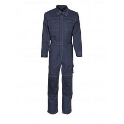 Mascot Industry Danville Boilersuit With Kneepad Pockets Dark Navy