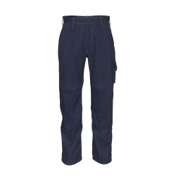 Mascot Industry 12355 Trousers With Kneepad Pockets Dark Navy