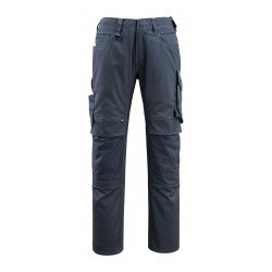 Mascot Unique 12479 Trousers With Kneepad Pockets Dark Navy