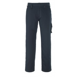 Mascot Industry 13579 Trousers With Thigh Pockets Dark Navy