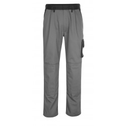 Mascot Image 14179 Trousers With Kneepad Pockets Anthracite Black