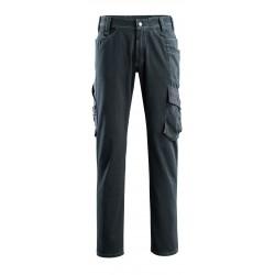 Mascot Hardwear 15279 Jeans With Thigh Pockets Dark Blue Denim