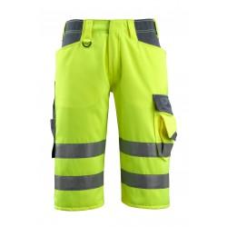 Mascot Safe Supreme Luton © Length Pants Hi-vis Yellow/dark Navy