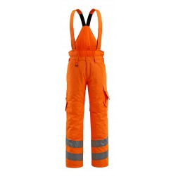 Mascot Safe Supreme Ashford Winter Pants - Hi-vis Orange