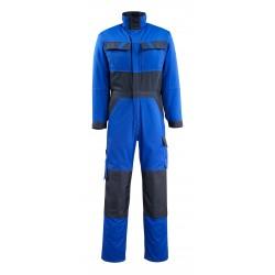 Mascot Light Boilersuit With Kneepad Pockets Royal Dark Navy