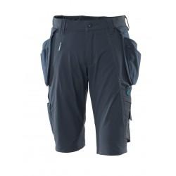 Mascot Advanced 17149 Shorts With Holster Pockets Dark Navy