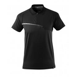 Mascot Advanced 17283 Polo Shirt With Chest Pocket Black