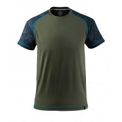 Mascot Advanced 17482 T-shirt Moss Green