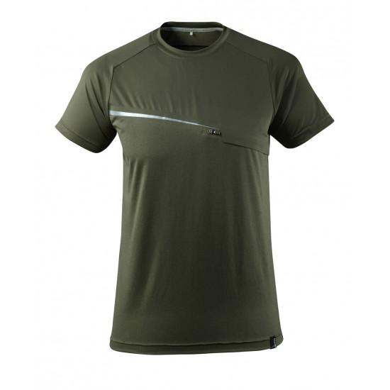 Mascot Advanced 17782 T-shirt Moss Green
