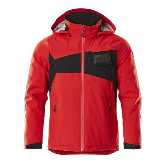 Mascot Accelerate 18035 Winter Jacket Traffic Red Black
