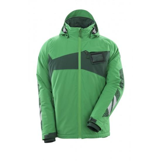 Mascot Accelerate 18035 Winter Jacket Grass Green