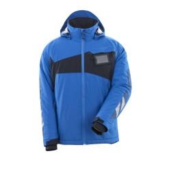Mascot Accelerate 18035 Winter Jacket Azure Blue Dark Navy