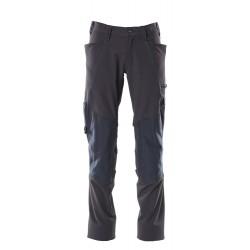 Mascot Accelerate 18079 Pants With Kneepad Pockets Dark Navy