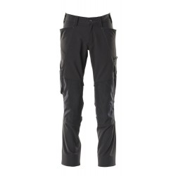 Mascot Accelerate 18079 Pants With Kneepad Pockets Black