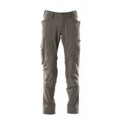 Mascot Accelerate 18079 Pants With Kneepad Pockets Dark Anthracite