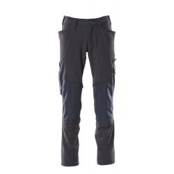 Mascot Accelerate 18179 Pants With Kneepad Pockets Dark Navy