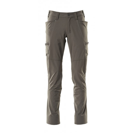 Mascot Accelerate 18279 Pants With Thigh Pockets Dark Anthracite