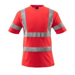 Mascot Safe 18282 Classic T-shirt - Hi-vis Red