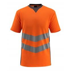 Mascot Safe Supreme Sandwell T-shirt - Hi-vis Orange/dark Anthracite