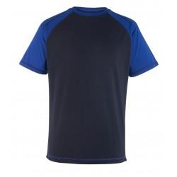 Mascot Image Albano T-shirt Navy Royal