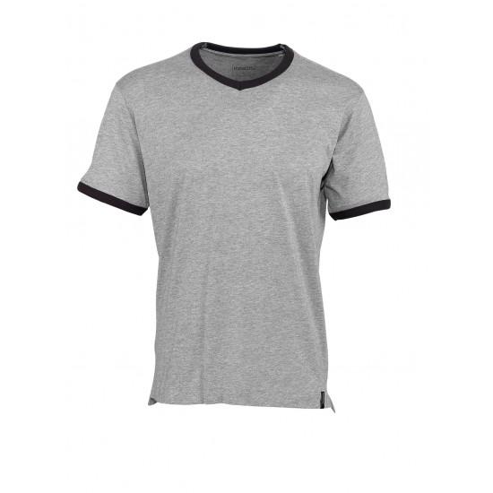 Mascot Crossover Algoso T-shirt Grey Flecked