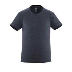 Mascot Crossover Algoso T-shirt Washed Dark Blue Denim