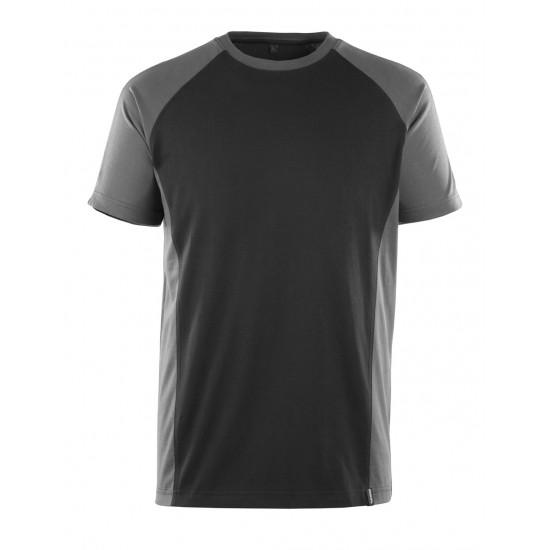 Mascot Safe Unique Potsdam T-shirt Black Dark Anthracite