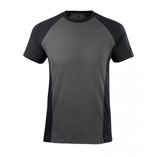 Mascot Safe Unique Potsdam T-shirt Dark Anthracite Black