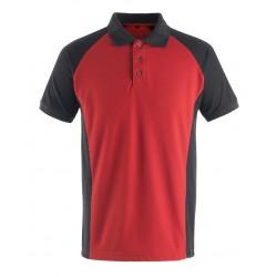 Mascot Safe Unique Bottrop Polo Shirt Red Black
