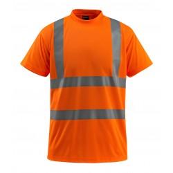 Mascot Safe Light Townsville T-shirt - Hi-vis Orange
