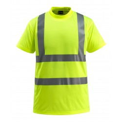Mascot Safe Light Townsville T-shirt - Hi-vis Yellow