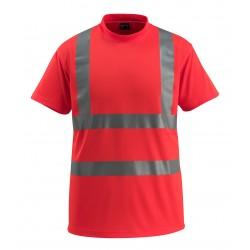 Mascot Safe Light Townsville T-shirt - Hi-vis Red