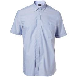 Mascot Crossover 50628 Shirt, Short-sleeved Light Blue