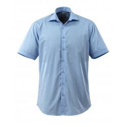 Mascot Crossover 50632 Shirt, Short-sleeved Light Blue
