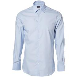 Mascot Crossover Roanne Shirt Light Blue