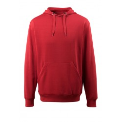 Mascot Crossover Revel Hoodie Red