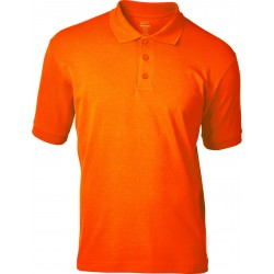 Mascot Crossover Bandol Polo Shirt Hi-vis Orange