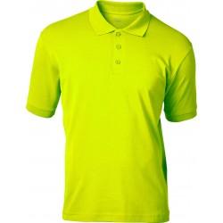 Mascot Crossover Bandol Polo Shirt Hi-vis Yellow
