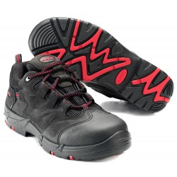 Mascot Footwear Classic F0014 Safety Shoe Black Red