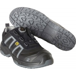 Mascot Footwear Flex F0125 Safety Shoe Black Light Anthracite