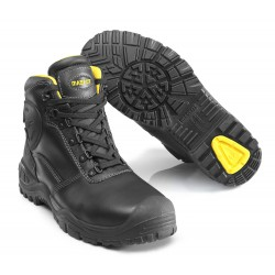 Mascot Footwear Industry F0165 Safety Boot S3 Black Yellow